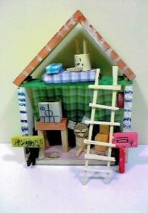 女の子:自由木工