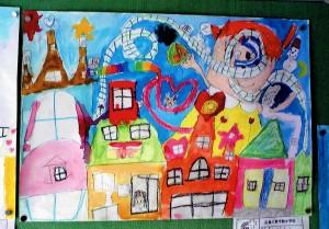 女の子:屋根の上の物語