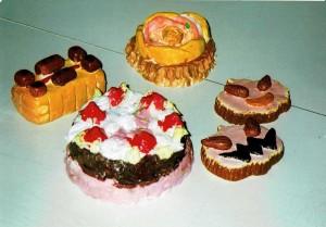 女の子:ケーキを作ろう